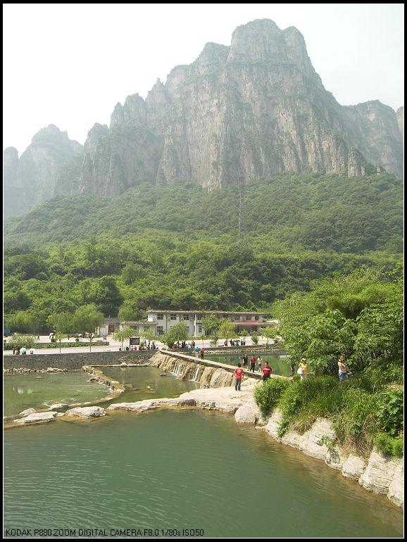 河南云台山(一); 河南云台山风景区;