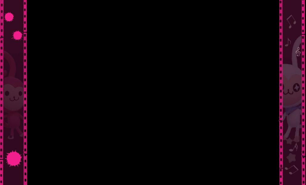 文字标题黑色边框素材