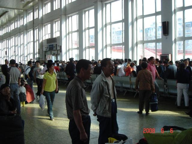 目前正在鸡东县兴建民航飞机场