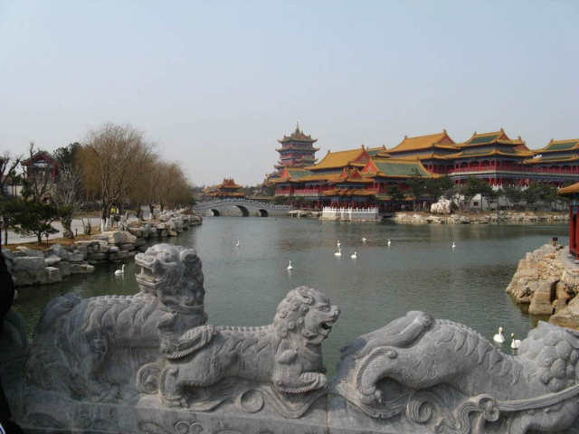 山东蓬莱-蓬莱景点介绍
