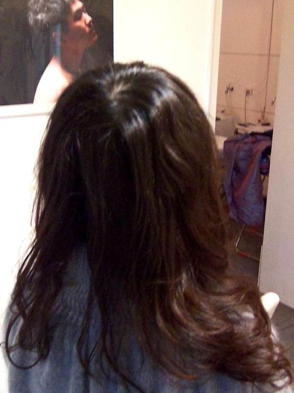 新年新发型—烫发过程真人秀[2月美发月记28]图片