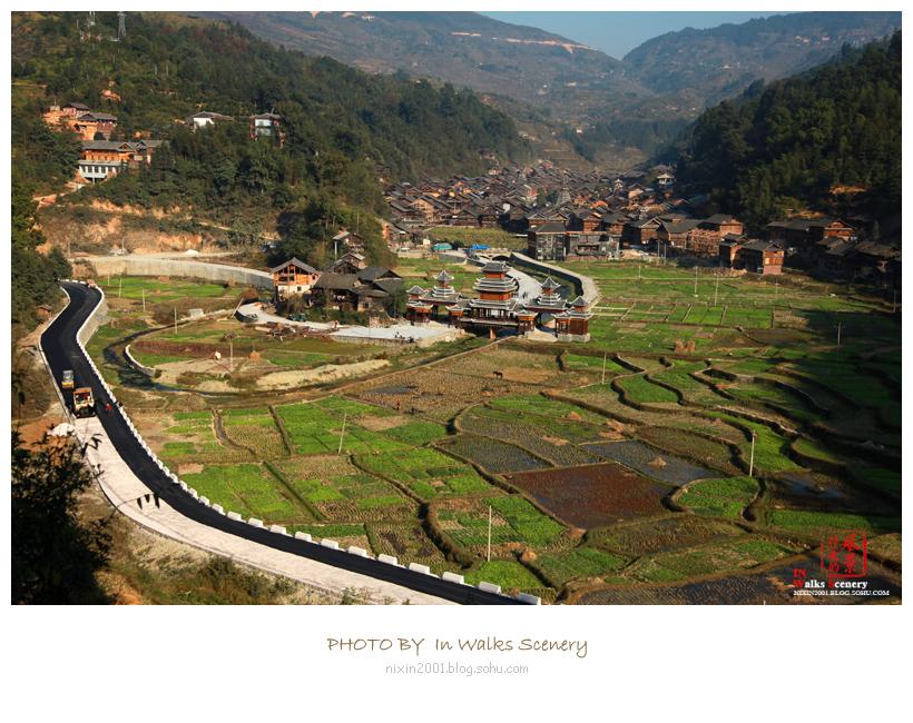 ...侗寨的,而侗寨的代表无疑首推肇兴.2005年十月出版的《中国...