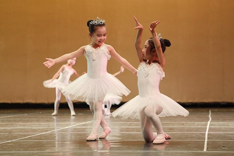 北京松山芭蕾舞教室2012年度发表会