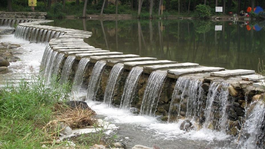 双流白河水利风景区
