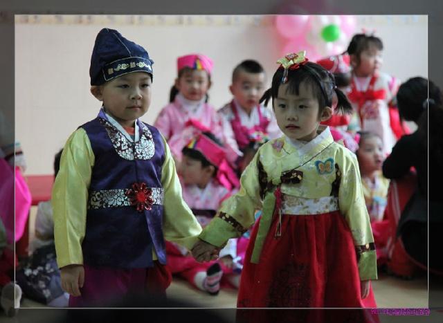 幼儿园喜乐会——最炫民族风