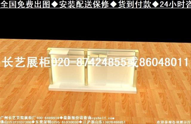 ███深圳长艺商场服装展柜欧式服装展柜烤漆服装展柜效果图