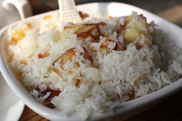 白萝卜土豆做动物造型